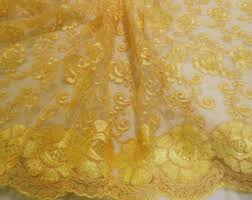 tulle by the yard embroidered tulle etsy