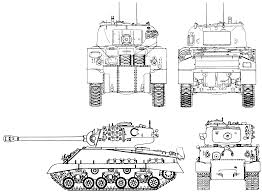 m4 sherman blueprint download free blueprint for 3d modeling