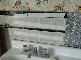 diy 5 steps to kitchen backsplash u2013 no grout involved