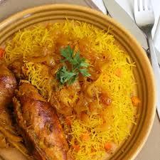 recette des cuisine vermicelles au poulet une recette 100 sénégalaise