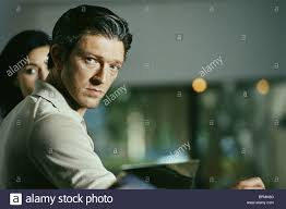 vincent cassel agents secrets secret agents 2004 stock photo