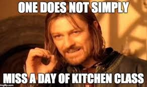 Culinary Memes - 27 tweets that perfectly sum up being in culinary school