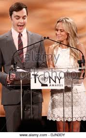 jim parsons new york jim parsons and kristin chenoweth announce nominees for 66th annual
