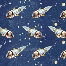 space wrapping paper retro gift wrap space boy gift wrap special offers