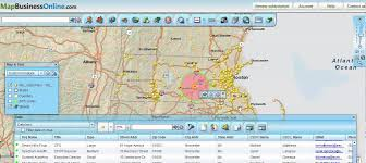 Radius On A Map Online Radius Map Online Map Of The United States
