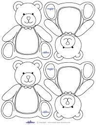 the 25 best teddy bear outline ideas on pinterest teddy bear