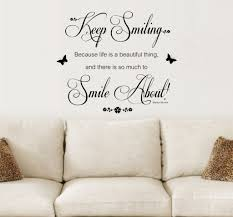 wall art best pictures inspirational quote amazing wall art inspirational quote keep smiling there much smile about white black