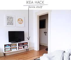 Besta Hacks Besta Hack Add Legs Furniture Pinterest Ikea Hack Besta