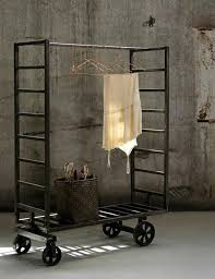 wardrobe racks amazing industrial rolling rack commercial rolling