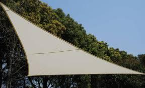 bentley garden cream sail shade buydirect4u