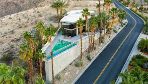 Boat House Ironic Boat Shaped House In The Coachella Valley Is Listed For