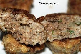 recette cuisine turc recette de viande hâchée version turque ou kadinbudu kofte