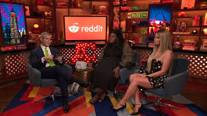 Sho Ayting after show ask andy cohen anything what happens live