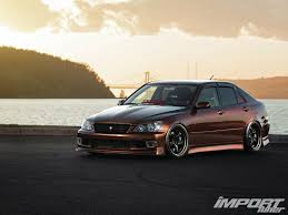 lexus is 300 turbo 2001 lexus is300 import tuner magazine