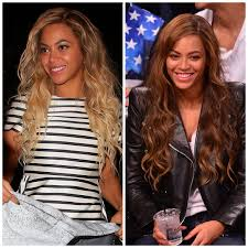color images for hair to be changed beyonce changed her hair color going from blond to brown glamour