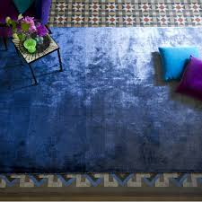 Modern Blue Rugs 17 Ombre Rugs Exploring A Popular Design Trend