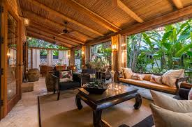 house of the week tropical island retreat with private art studio
