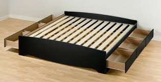 bed frames storage bed twin full size storage bed with bookcase