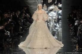 designer wedding dresses 2010 elie saab summer 2010 haute couture haute couture haute