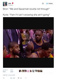 Kyrie Irving Memes - white party kyrie irving s becky boat bash causes twitter uproar