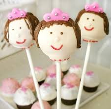 cake pop house character designs