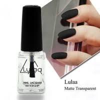 1pcs 6ml nail polish magic super matte transparent nails art gel