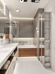 Beautiful Modern Bathrooms by Comfortable Interior Design Luxuriously Made