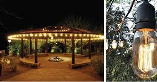 commercial outdoor string lights bulbrite image legend lighting austin texas