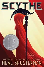 scythe arc of a scythe series 1 by neal shusterman paperback