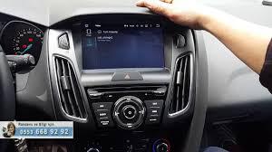 100 3 Car Garage Dimensions by Focus 3 Android 6 Multimedya Navigasyon Cihazı Emr Garage Youtube