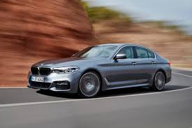 car bmw 2017 2017 bmw 5 series g30 debuts with active grille and a plethora of