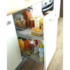 meuble cuisine coulissant rangement cuisine coulissant meuble cuisine rideau verre accessoires