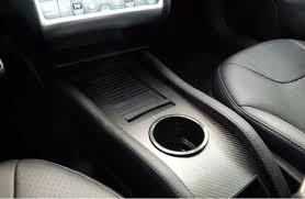 Tesla Carbon Fiber Interior Carbon Fiber Car Parts Carbon Fiber Automotive Trim