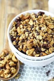 Top 10 Healthiest Granola Bars by Best 25 Best Granola Ideas On Vanilla Granola Recipes