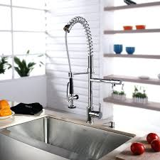 Pot Filler Kitchen Faucet Commercial Looking Kitchen Faucet Industrial Kitchen Faucet With