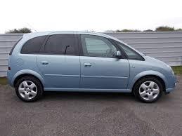opel meriva 2006 used vauxhall meriva cars for sale in hull east yorkshire