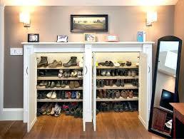 shoe storage small closet image of small closet shoe storage best
