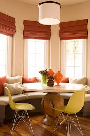 dining room ideas cool dining room window treatments ideas