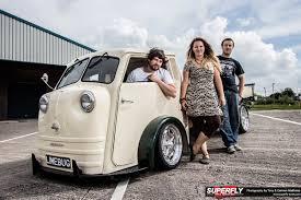 volkswagen truck slammed limebug vw matador tempo superfly autos