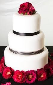 simple wedding cake ideas pictures of wedding cakes lovetoknow