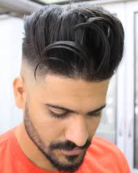 Pompadour Hairstyles For Men by Pompadour Hairstyles U0026 Haircuts For 2018 Viral 21 Pomp Hair