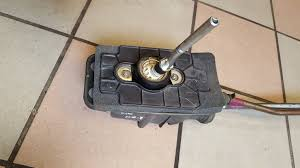 audi a6 c6 2006 manual gearbox gear shifter linkage