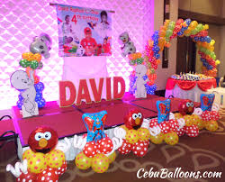 simple balloon birthday decoration ideas design ideas modern