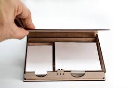 Desk Organizer Box Wooden Desk Organizer Box Lufni