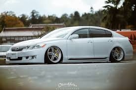 lexus gs350 slammed a closer look at aimgain japan the gs stancenation form