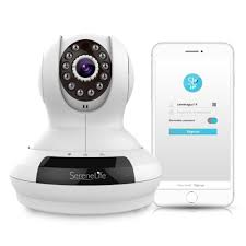 serenelife ipcamhd61 home and office cameras videocameras