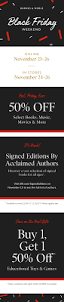 Barnes And Noble Toledo Barnes U0026 Noble Black Friday U0026 Cyber Monday Deals Barnes U0026 Noble