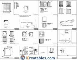 How To Build A 8x8 Shed From Scratch by 1 8 8 Shed Plans And Material List Free How Do You Biuld A