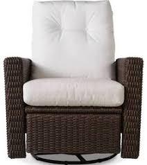 lloyd flanders swivel glider recliner 298092 outdoor lounge