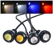car led lights for sale 12v 9w 18mm led eagle eye car light high power car daytime running